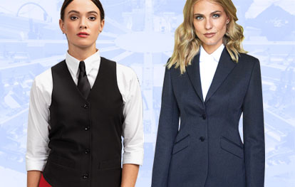 Ladies' Waistcoats & Jackets
