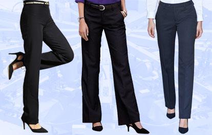Ladies' Office Trousers