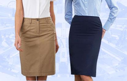 Ladies' Office Skirts
