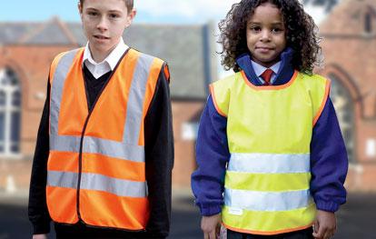 Hi Vis Children's Clothing
