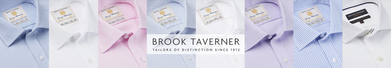 Brook Taverner - Impeccable English Styling