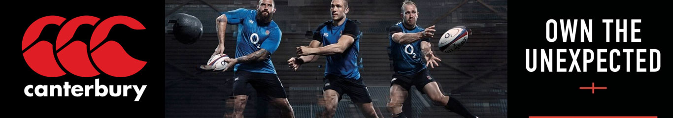 Canterbury - Rugby Clothing & Cricket Kits