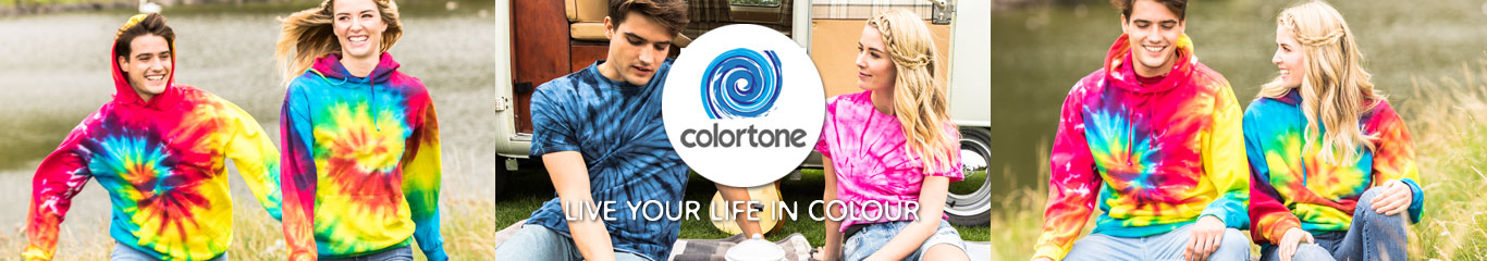 Colortone - Live your life in colour