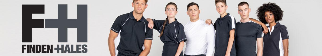Finden + Hales Premium teamwear that's built to perform