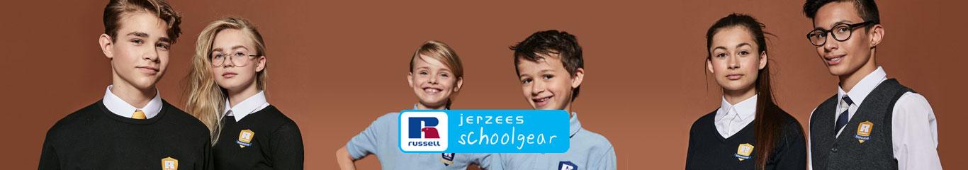 Russell - Jerzees Schoolgear - A class above