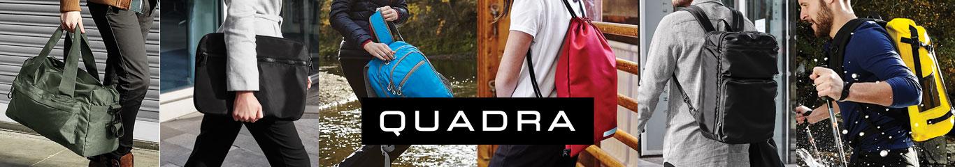 Quadra Bags - High Performance Craftsmanship As Standard