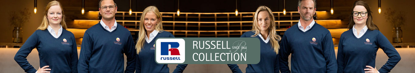 Russell Collection Clothing