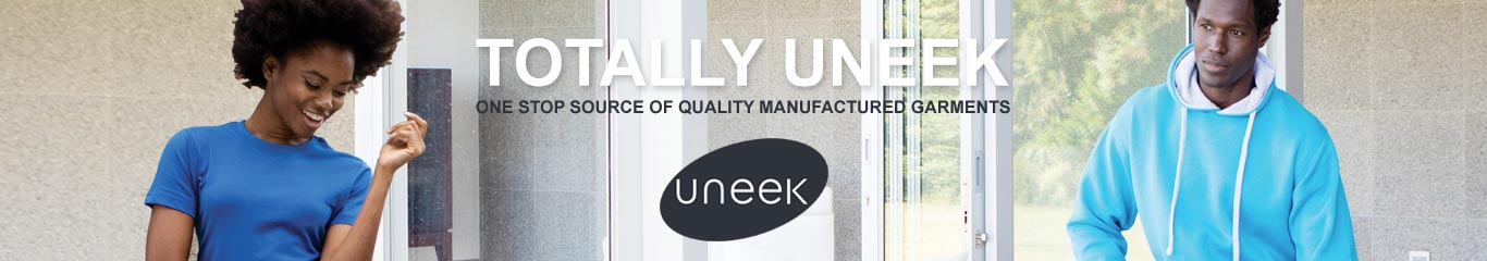Totally Uneek - Quality manufactured clothing