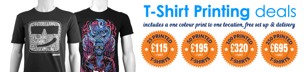 Special offers on the Gildan Heavy Cotton™ T-Shirt