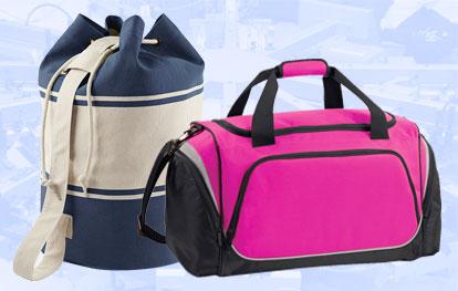 Holdalls, Sports Kit Bags & Duffle Bags