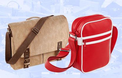 Messenger & Reporter Bags