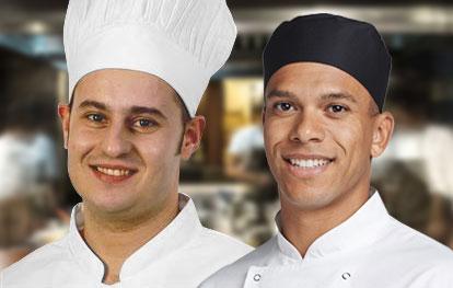Chef's Hats & Headwear