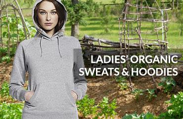 Ladies Organic Sweats
