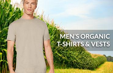 Mens Organic T-Shirts