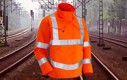 Hi Vis Railway Jackets