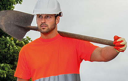 Hi Vis Railway T-Shirts & Polo Shirts