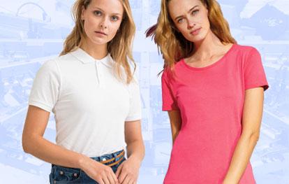 Ladies Organic Clothing